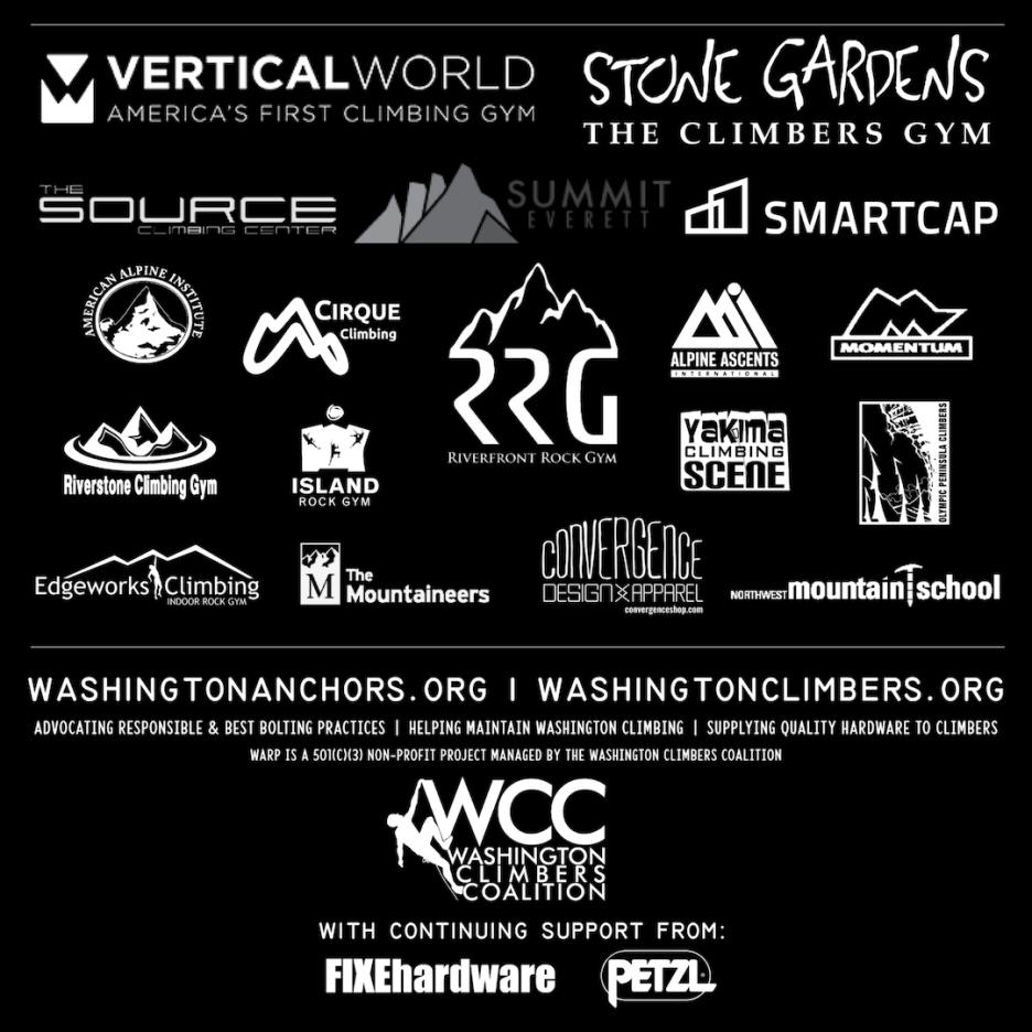 WARP Sponsors